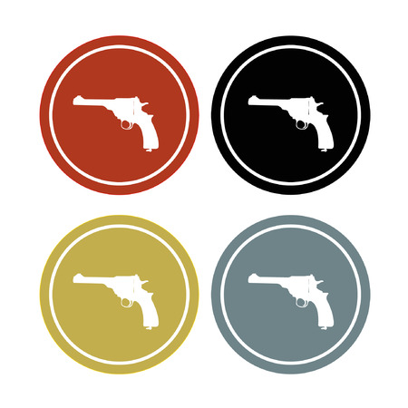 weapons: Weapons -Guns Illustration