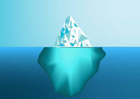 Iceberg Banque d'images - 34510903