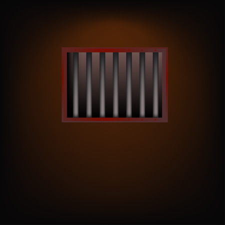 jailhouse: jail cell Illustration