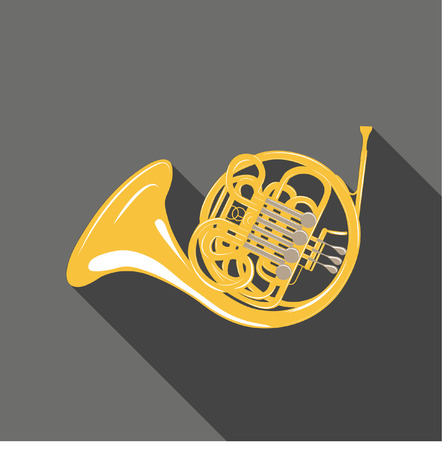 french horn: Double French Horn