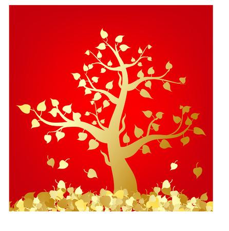 gaya: tree pho gold