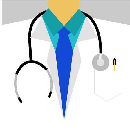 medical people: Doctor suit