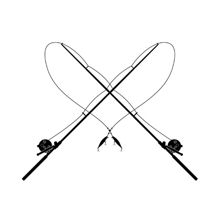 1 884 fishing pole cliparts stock vector and royalty free fishing rh 123rf com fishing pole clip art black and white fishing pole clip art black and white