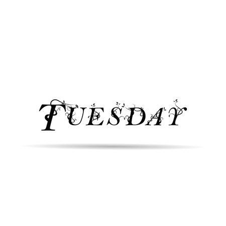 tuesday: tuesday text