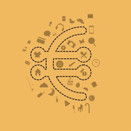 euro: euro symbol