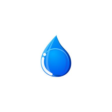 gota agua: gota de agua