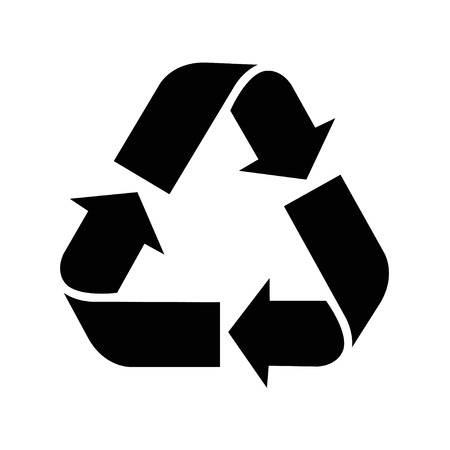 recycle sign: Recycle simbol