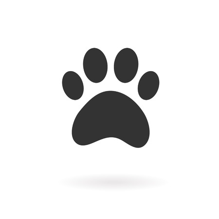 dog paw: paw   icon