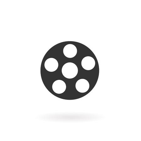 roll film: Icono de la pel�cula Rollo