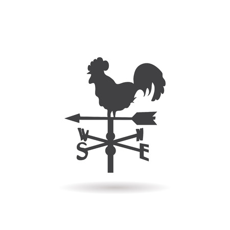vane: Weather Vane Illustration