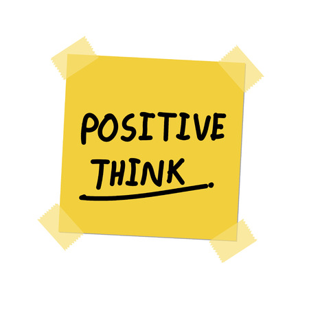 differently: positive think paint