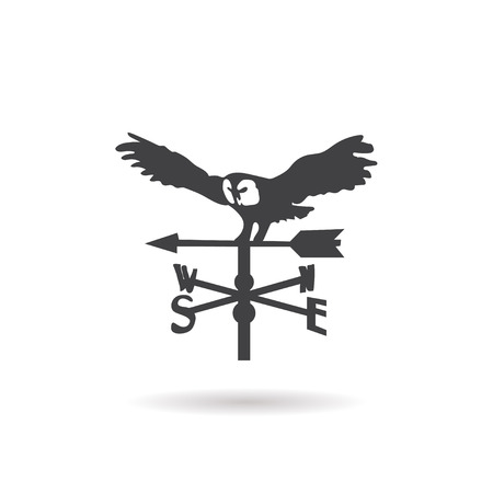 weather vane icon Vector