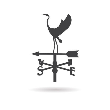 vane: weather vane icon