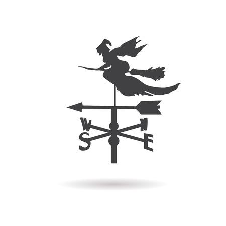 wiatrowskaz: Ikona wiatrowskaz
