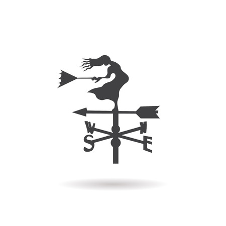 weather vane icon