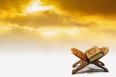 Corán con el cielo