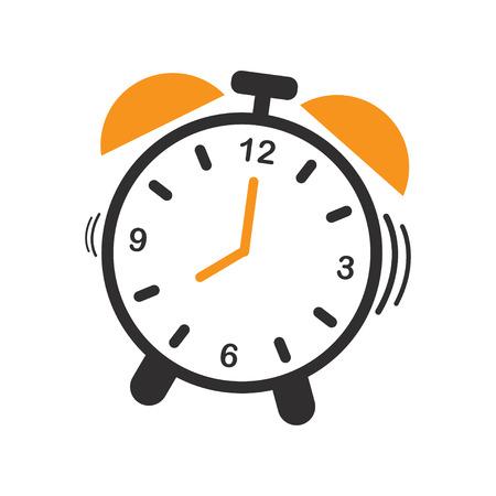alarm clock: alarm clock vector Illustration