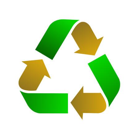 simbol: Recycle simbol