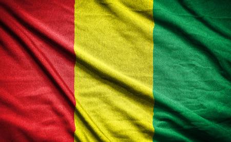 guinea: guinea flag