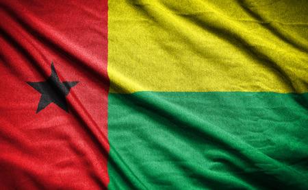guinea: guinea bissau flag