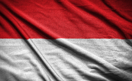 indonesia: indonesia flag