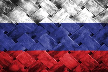 bandera rusia: bandera de rusia, Bamb� de la armadura