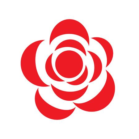rose tattoo: rose vector