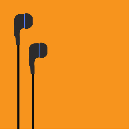 ear phones: ear phones vector