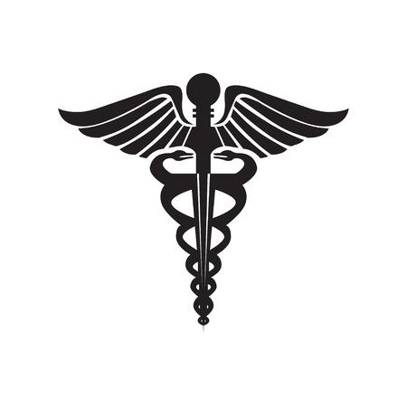s�mbolo de la medicina: el personal de hermes