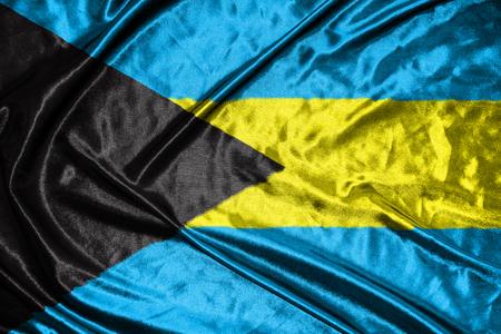 bahamas celebration: bahamas. flag Stock Photo