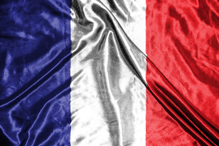 french culture: france flag