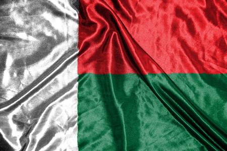 madagascar: madagascar flag