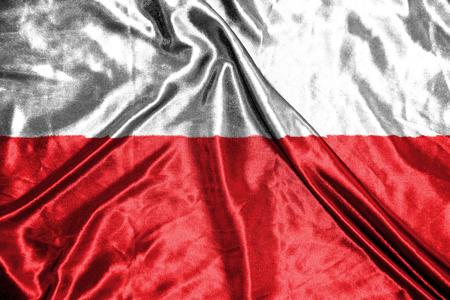 bandera de polonia: pabell�n polaco