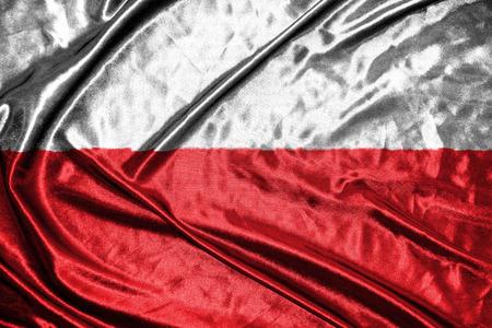 bandera de polonia: pabellón polaco