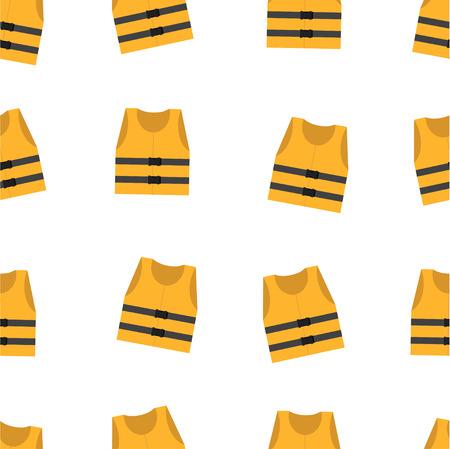 life jacket: life jacket ,seamless