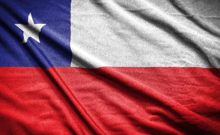 bandera de chile: Chile flag