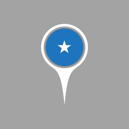 somalia: somalia flag,,pin