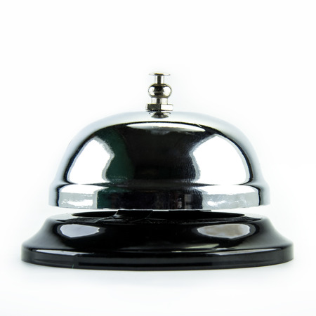 service bell: service bell  on white background
