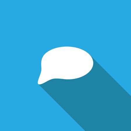 callout: callout icon,long shadow