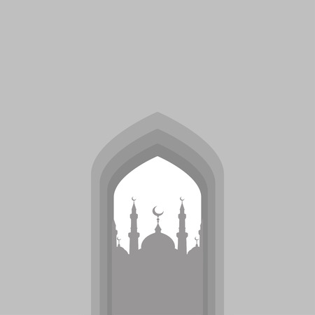 arch: Arch Arabic Illustration