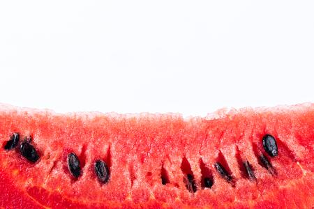sweet pulp: water melon ,close up