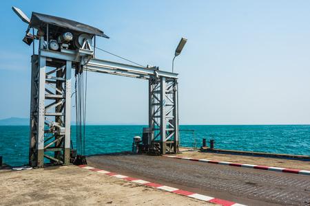 liner transportation: Harbor Ferry