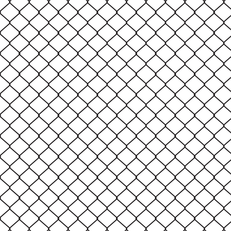 chainlink fence: wire fences