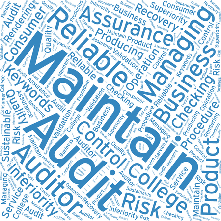 Maintain ,Word cloud art  background