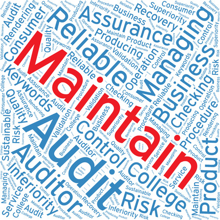 maintain: Maintain ,Word cloud art  background