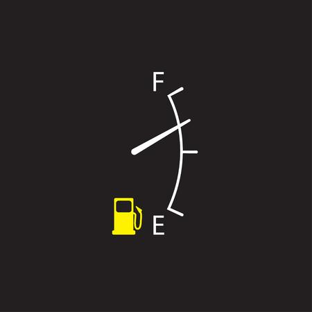 gauge: Gauge Oil