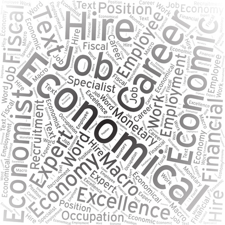 economical: Economical, Word cloud art background