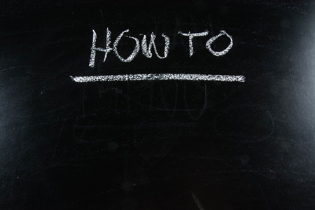 how to write  on blackboard ,chalkboard, texture