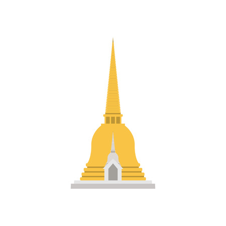 bell shaped: Pagoda , Thailand bell shaped liked