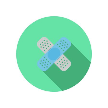 bandage vector icon
